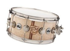 Exotic Monogram tailor-made snare drums