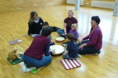 Music Class for Children and Parents
